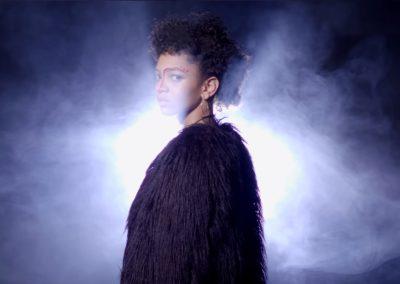 studio video fond noir paris
