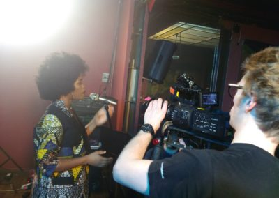 studio video clip paris