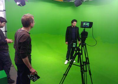 tournage fiction paris