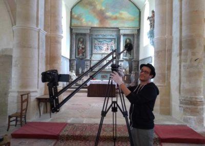 tournage de fiction à Paris