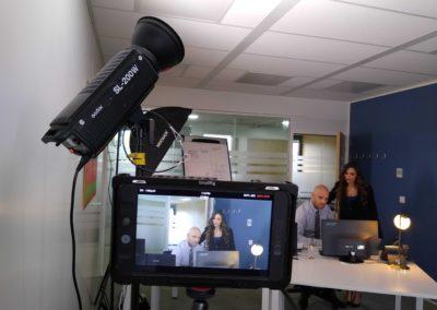 tournage clip video paris