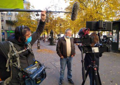 réalisation de film d'entreprise à Paris